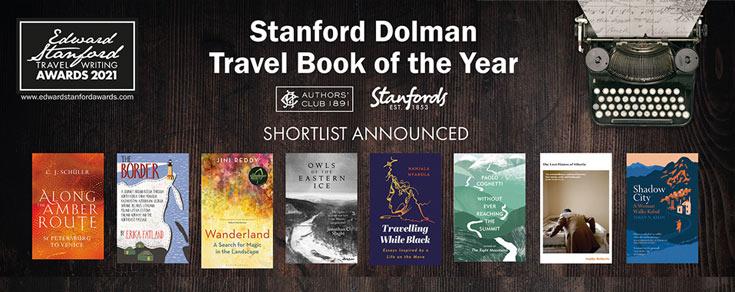 Edward Stanford Travel Writing Awards 2021